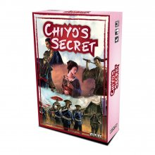 WizKids desková hra Chiyo's Secret *English Version*