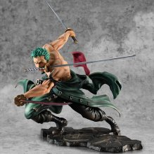 One Piece Portrait Of Pirates SA-MAXIMUM PVC Socha Roronoa Zoro