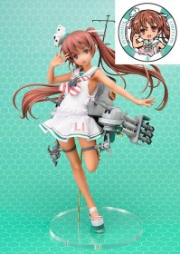 Kantai Collection PVC Socha 1/7 Libeccio Limited Edition 22 cm