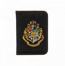 Harry Potter Travel Pass Holder Hogwarts Crest