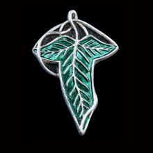 Lord of the Rings Magnet Elven Leaf