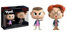 Stranger Things VYNL Vinyl Figures 2-Pack Eleven & Barb 10 cm