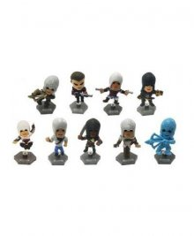 Assassin's Creed Buildable mini figurky 7 cm Display (24)