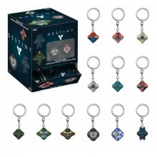 Destiny Ghost Pocket POP! Vinyl Keychain 5 cm Assortment (12)