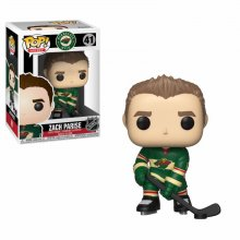 NHL POP! Hockey Vinylová Figurka Zach Parise (Wild) 9 cm