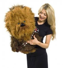 Star Wars Super Deluxe Talking Plyšák Chewbacca 61 cm *Eng