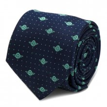 Star Wars Tie Yoda Dark Blue