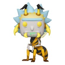 Rick and Morty POP! Animation Vinylová Figurka Wasp Rick 9 cm