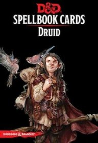 Dungeons & Dragons Spellbook Cards: Druid Deck *English Version*