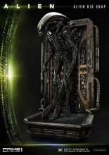 Alien Museum Art Socha / Wall Art Alien Big Chap Action 88 cm