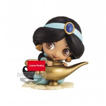 Disney Sweetiny mini figurka Jasmine Ver. A 6 cm