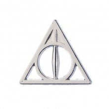 Harry Potter Odznak Deathly Hallows