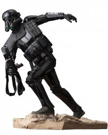 Star Wars Rogue One ARTFX Socha 1/7 Death Trooper 24 cm