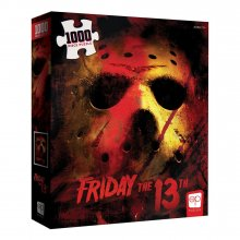 Friday the 13th skládací puzzle Friday the 13th (1000 pieces)