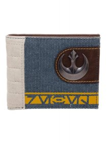Star Wars Rogue One Wallet Rebel Badge