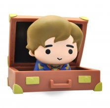 Fantastic Beasts Chibi Bank Newt Suitcase 16 cm