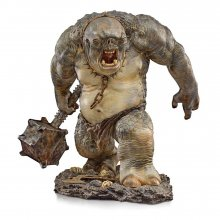 Lord Of The Rings Deluxe BDS Art Scale Socha 1/10 Cave Troll 46