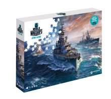 World of Tanks skládací puzzle Ready to Fight (1000 pieces)