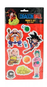 Dragonball Magnet Set A