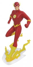 Justice League Animated DC Gallery PVC Statue The Flash 25 cm