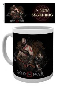 God of War Hrnek New Beginning