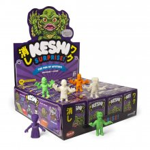 Universal Monsters mini figurky 4 cm Keshi Surprise Wave 1 Displ