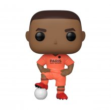 PSG POP! Football Vinylová Figurka Kylian Mbappé (Away Kit) 9 cm