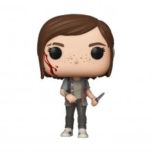 The Last of Us POP! Games Vinylová Figurka Ellie 9 cm