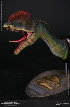Paleontology World Museum Collection Series Bust Dilophosaurus G