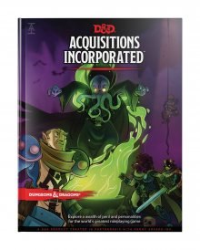 Dungeons & Dragons RPG Adventure Acquisitions Incorporated engli