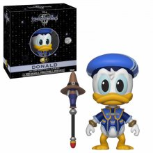 Kingdom Hearts 3 5-Star Vinylová Figurka Donald 8 cm