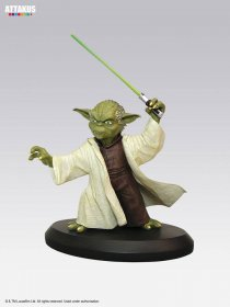 Star Wars Episode I Elite Collection Socha Yoda #3 8 cm