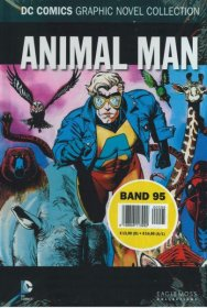 DC Comics Graphic Novel Collection #95 Animal Man Case (12) *Ger