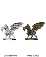Pathfinder Battles Deep Cuts Unpainted Miniature Clockwork Drago