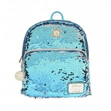 Disney by Loungefly batoh Elsa Reversible Sequin
