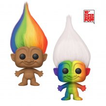 Trolls Super Sized POP! Movies Vinyl Figures Troll 25 cm Assortm
