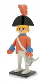 Playmobil Nostalgia Collection Statue Guard's Officer 25 cm