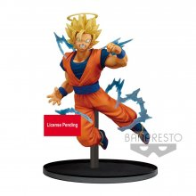 Dragon Ball Z Dokkan Battle PVC Socha Super Saiyan 2 Goku (Ange
