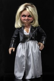 Bride of Chucky autentická replika 1/1 Tiffany Doll 76 cm
