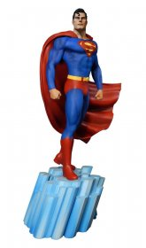DC Comic Super Powers Collection Maquette Superman 43 cm