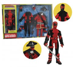 Marvel Retro Action Figure Deadpool Limited Edition Collector Se