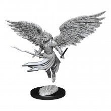 Magic the Gathering Deep Cuts Unpainted Miniature Aurelia, Exemp