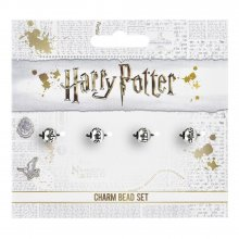 Harry Potter Charm Bead 4-Pack Spells (silver plated)