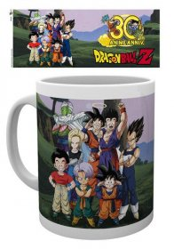 Dragonball Z Hrnek 30th Aniversary