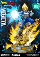 Dragon Ball Z Socha 1/4 Super Saiyan Vegeta Deluxe Version 64 c