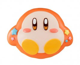 Kirby Super Star Donut Shop Squeeze Anti-Stress Figure Waddle De