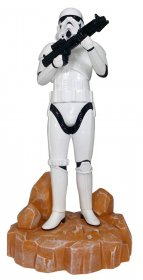 Star Wars Garden Ornament Coloured Stormtrooper 42 cm