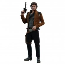 Star Wars Solo Movie Masterpiece Action Figure 1/6 Han Solo 31 c