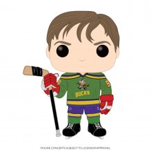 Mighty Ducks POP! Disney Vinylová Figurka Adam Banks 9 cm
