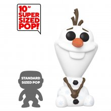 Frozen II Super Sized POP! Vinylová Figurka Olaf 25 cm